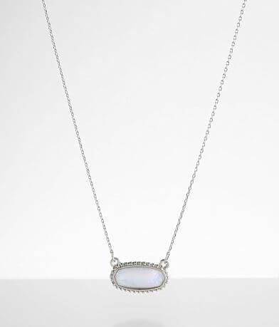 BKE Opal Stone Necklace