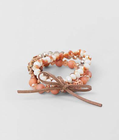 BKE Beaded Bracelet Set