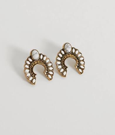 BKE Crescent Earrings