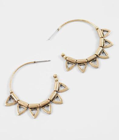 BKE Arrow Head Earring