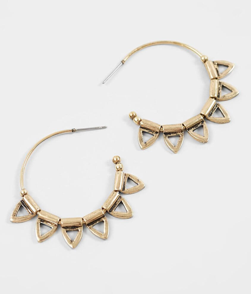 BKE Arrow Head Earring