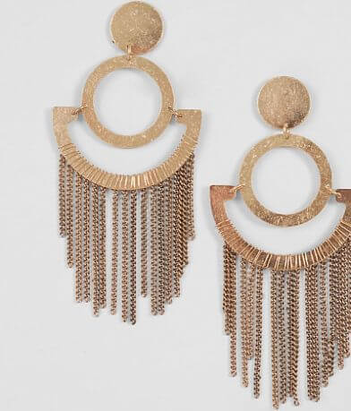BKE Geometric Statement Earring