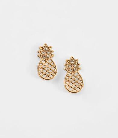 BKE Pineapple Earring