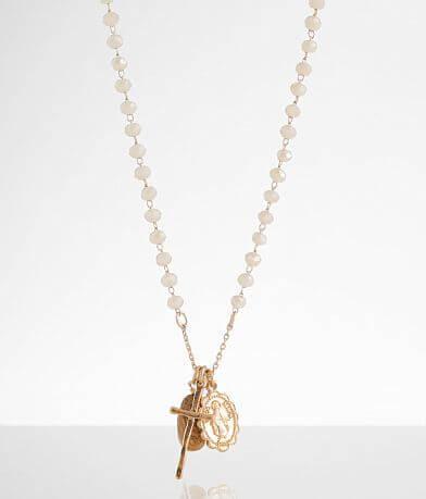 BKE Multi Pendant Necklace