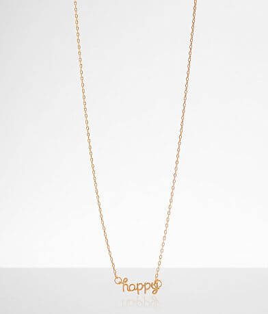 BKE Happy Necklace