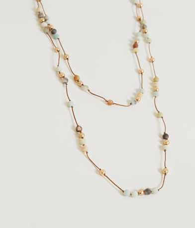 BKE Wrap Necklace