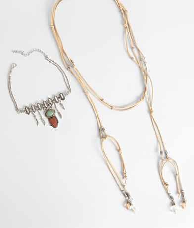 BKE Necklace Set
