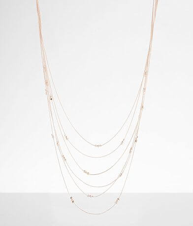 BKE Tiered Necklace