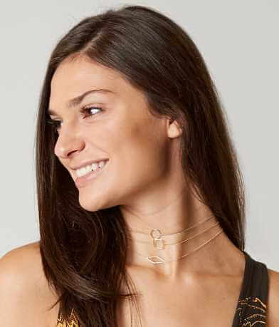 BKE Choker Necklace Set