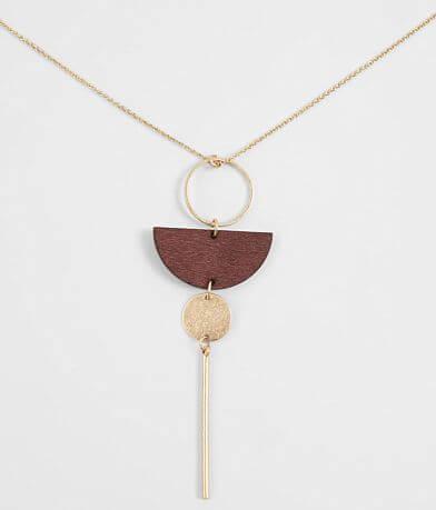 BKE Pendant Necklace