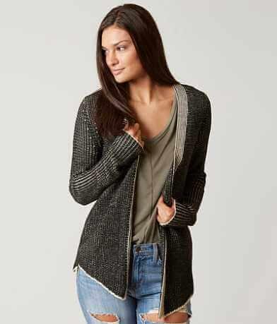 BKE Flyaway Cardigan Sweater