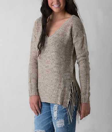BKE Open Weave Sweater