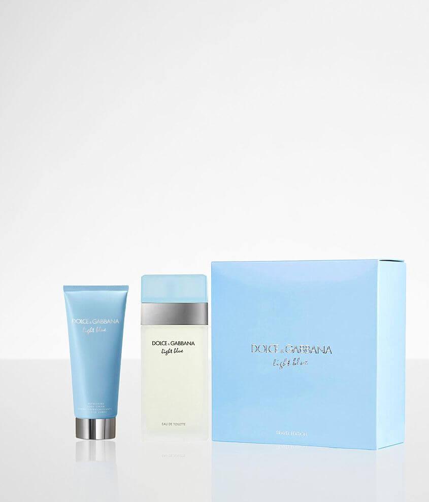 Dolce & Gabbana Light Blue Fragrance Gift Set front view