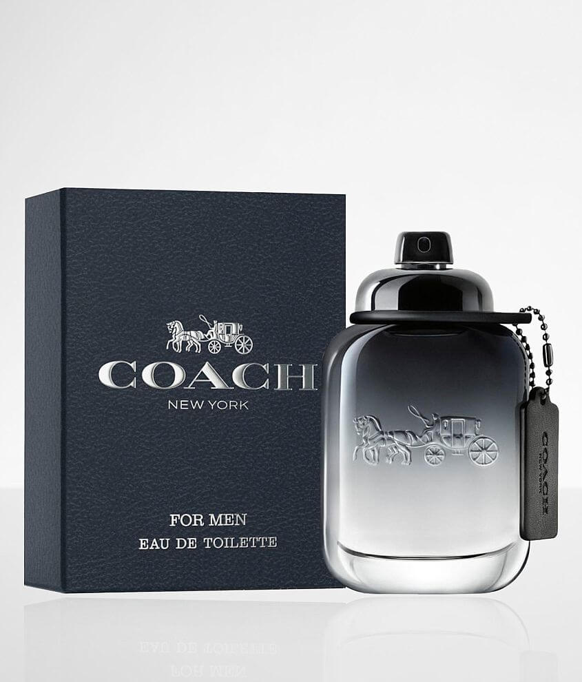 Coach New York For Men Cologne front view