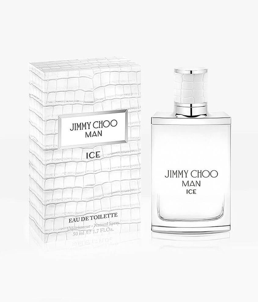 Jimmy Choo Man Ice Cologne front view