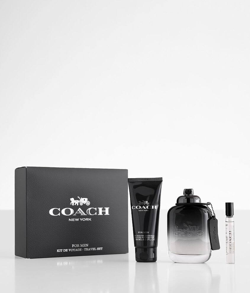 Coach Cologne Gift Set front view