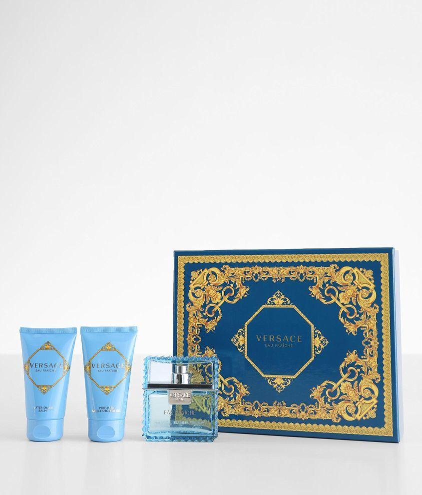 Versace Eau Fraiche Gift Set front view