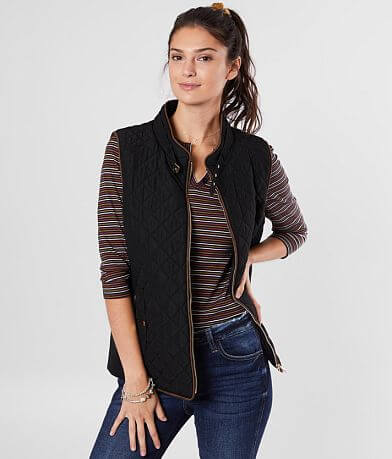 BKE Quilted Vest