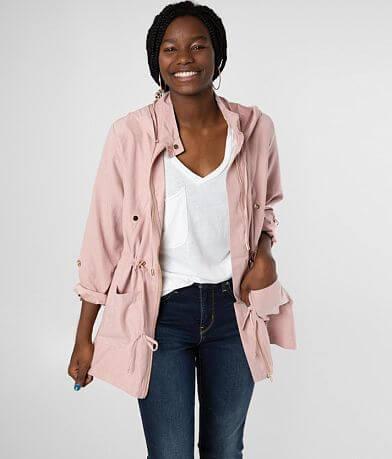 Chocolate Lightweight Jacket