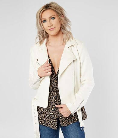 Daytrip Faux Suede Jacket