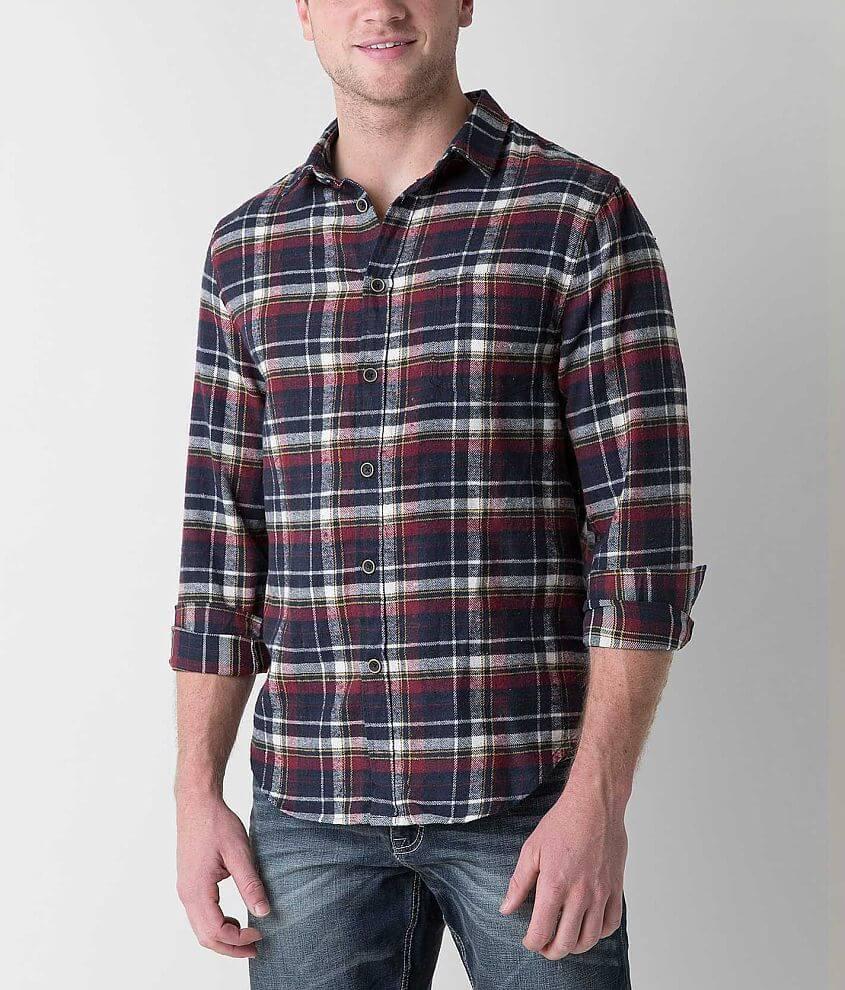 J.A.C.H.S. Flannel Shirt front view