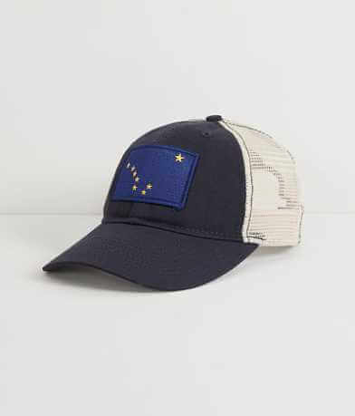 Civil Standard Alaska Flag Trucker Hat