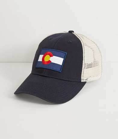 Civil Standard Colorado Flag Trucker Hat