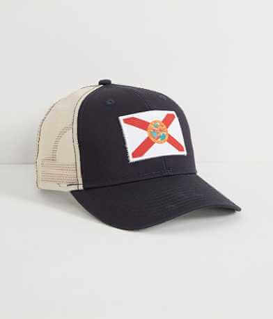 Civil Standard Florida Flag Trucker Hat