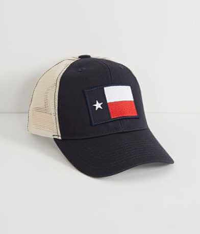 Civil Standard Texas Flag Trucker Hat