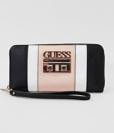 Guess Kamryn Wristlet Wallet