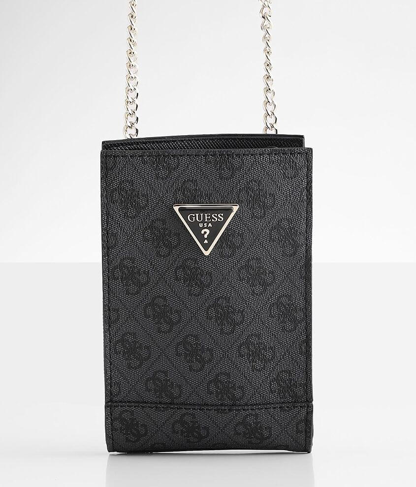 Guess Cordelia Chain Crossbody Purse front view