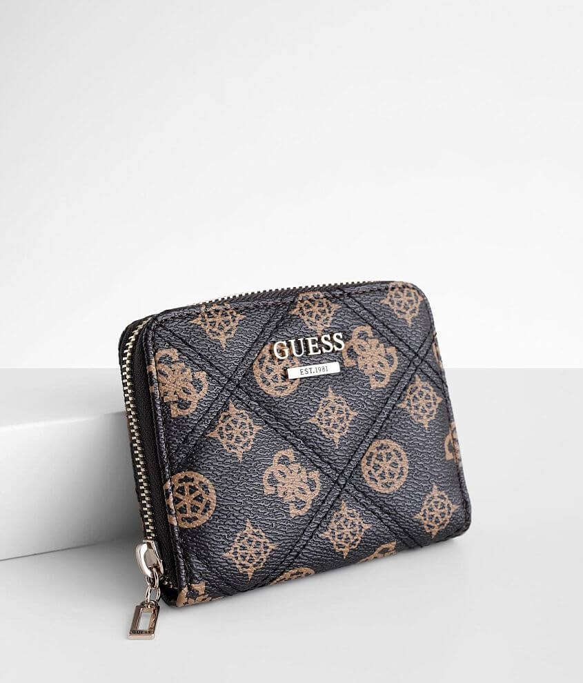 Guess Cessily Card Wallet front view