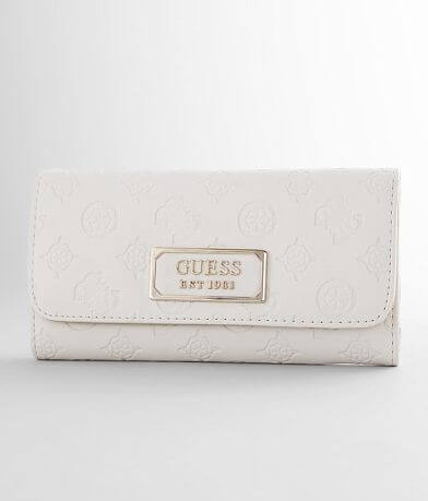 Guess Love Embossed Wallet