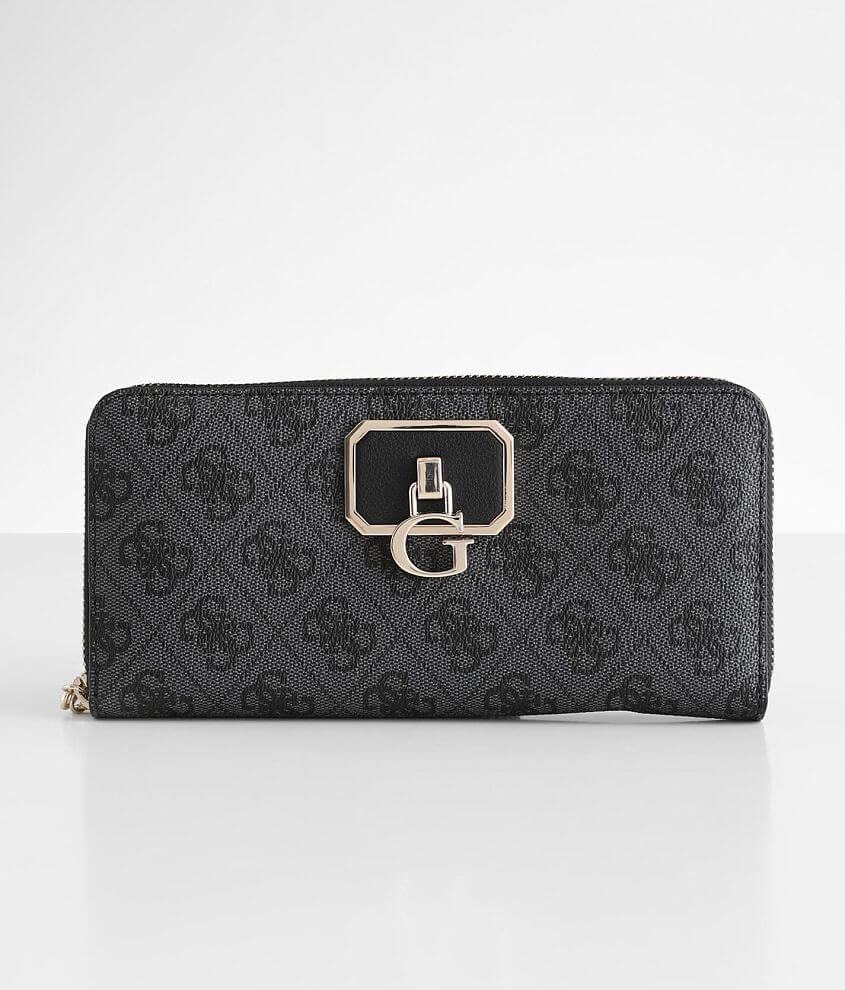 Guess Alisa Wristlet Wallet front view