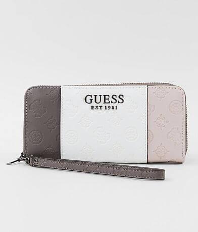 Guess Ilenia Wristlet Wallet