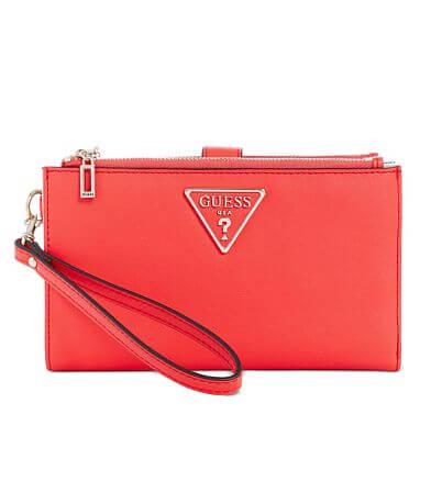 Guess Tangey Wristlet Wallet