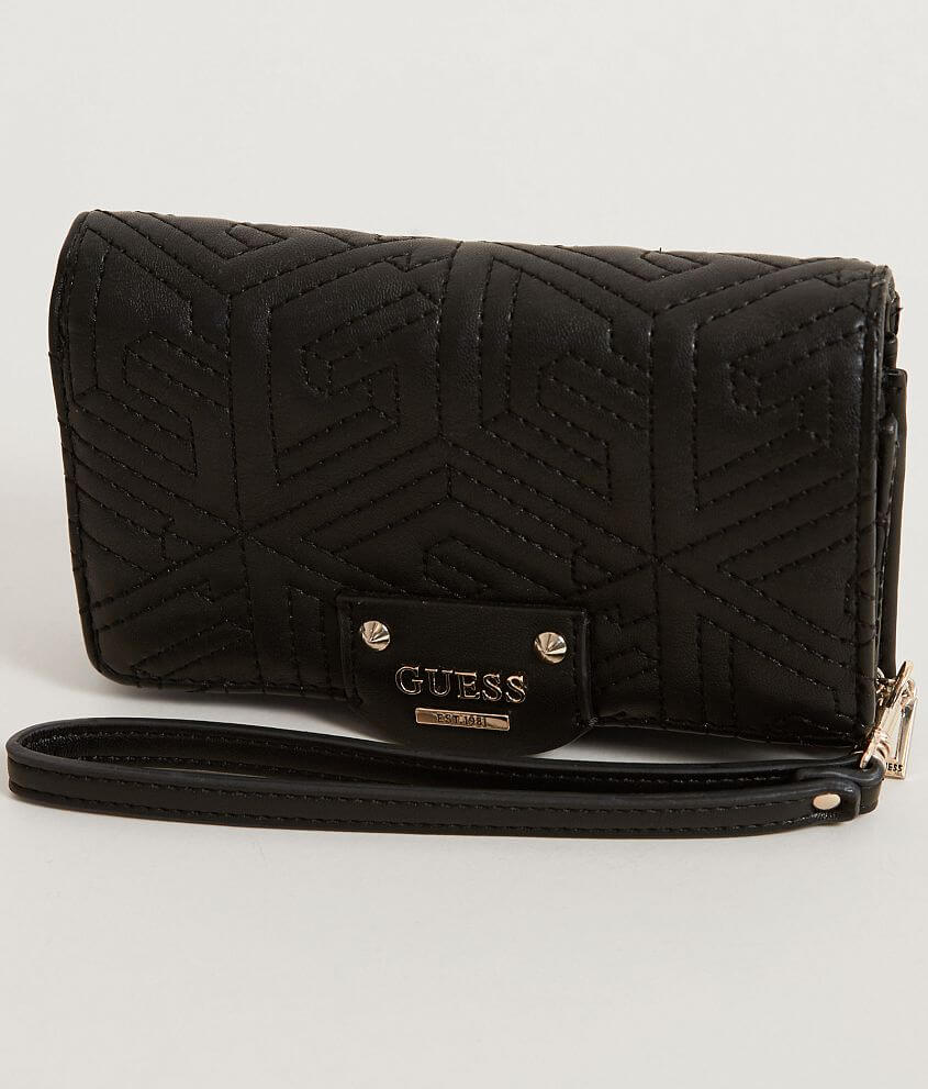 Guess Cube Cell Phone Wallet