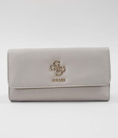 Guess Digital Clutch Wallet