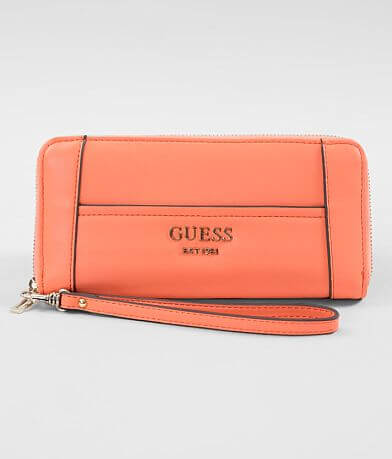 Guess Shawna Wristlet Wallet
