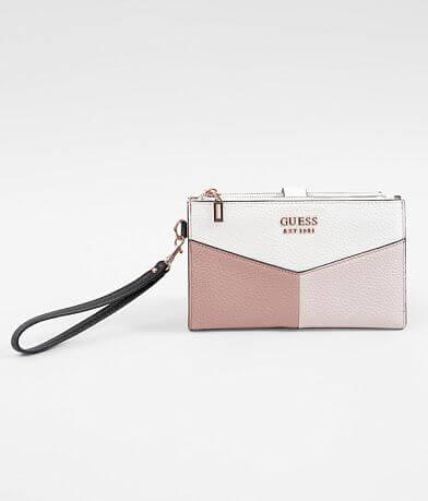 Guess Colette Wristlet Wallet