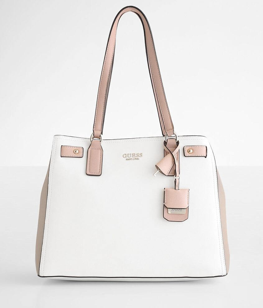 Guess Georgiana Luxury Purse front view