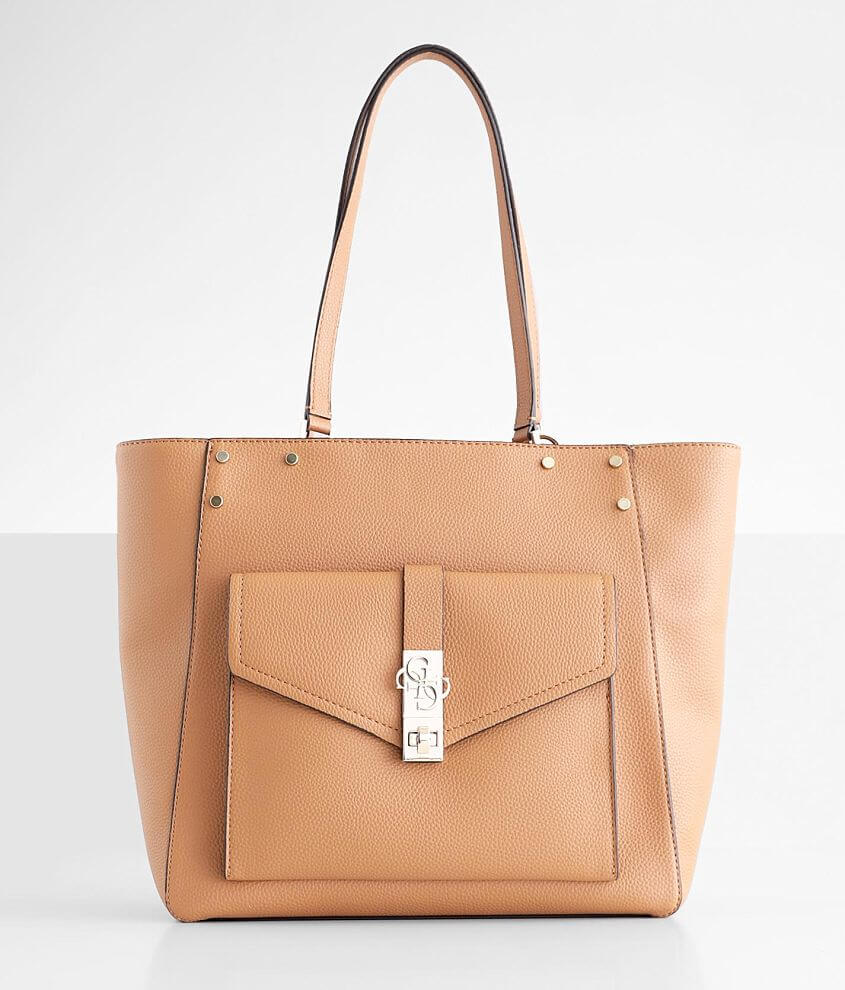 Guess Albury Tote Purse front view