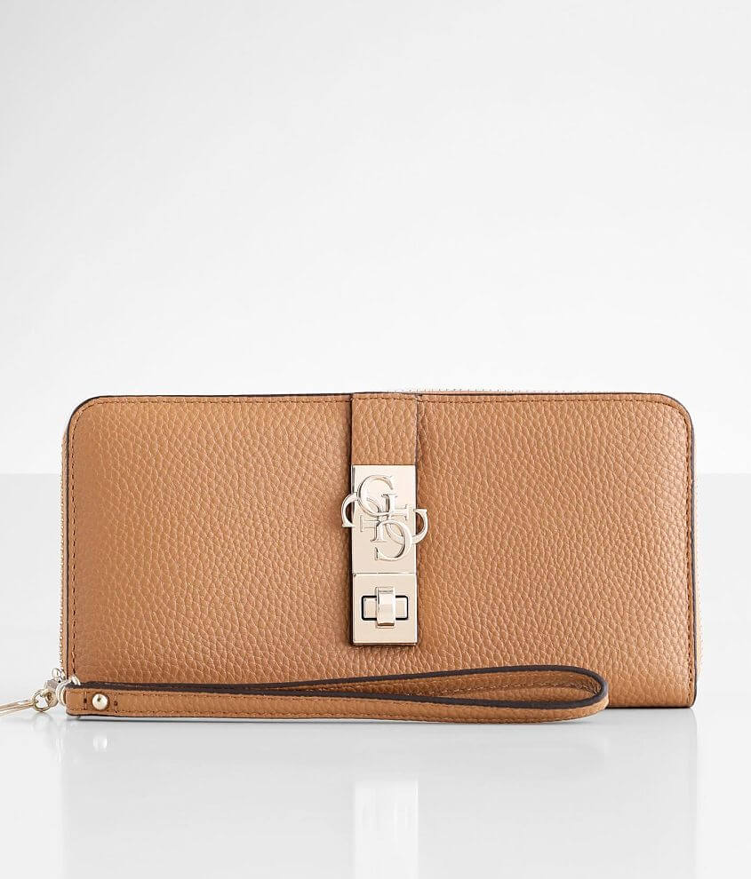Guess Albury Wristlet Wallet front view