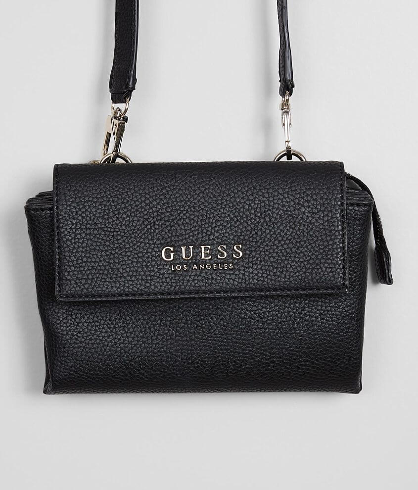 103640ee51 Guess Heidi Mini Crossbody Purse - Women s Bags in Black