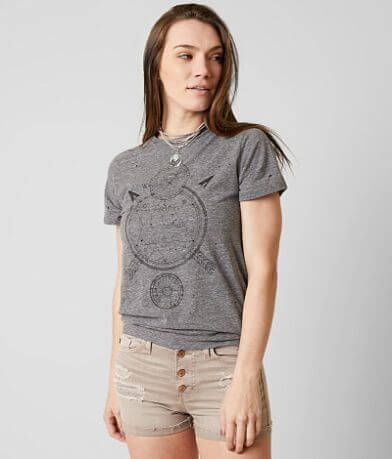 Modish Rebel Compass T-Shirt