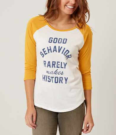 twine & stark Good Behavior T-Shirt
