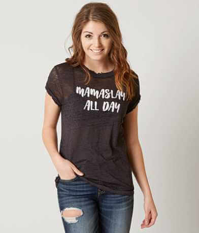 twine & stark Mamaslay All Day T-Shirt