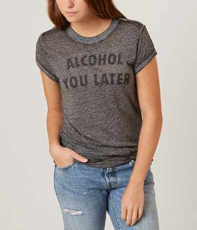 Recycled Karma Alcohol You Later T-Shirt