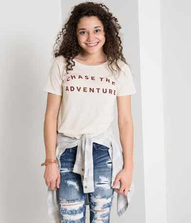 FITZ + EDDI Chase The Adventure T-Shirt