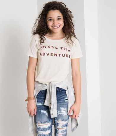 FITZ + EDDI Chase The Adventure T-Shirt